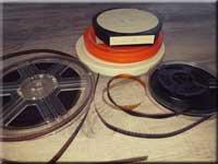 Übertragung von Schmalfilmen auf DVD